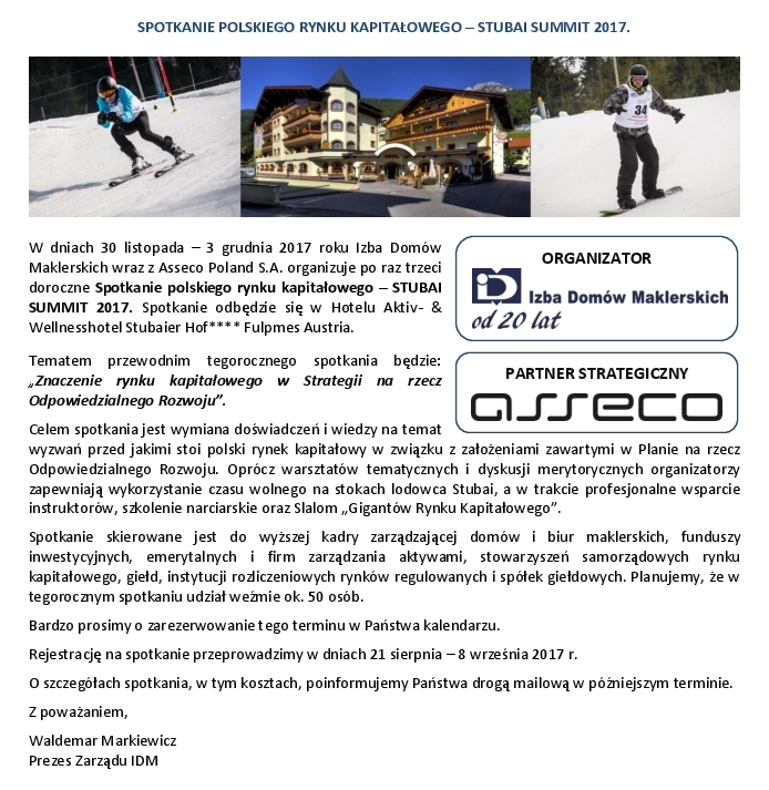 170515 Mail save the date Stubai Summit 2017v6